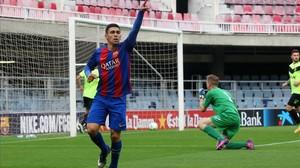 ¿Hi va haver trampa en la golejada del Barça B a l'Eldenc?