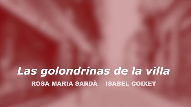 La Barcelona buidada pel coronavirus d'Isabel Coixet i Rosa Maria Sardà