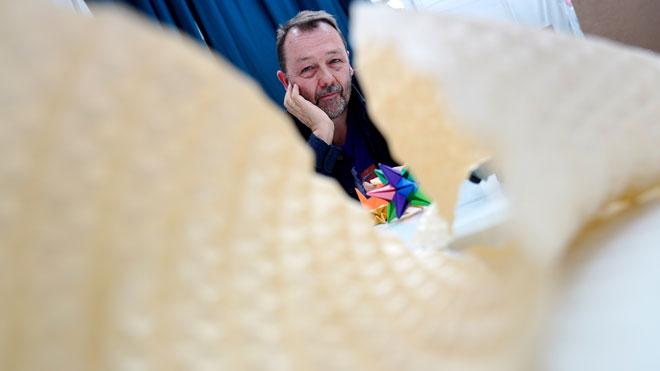 Origami: plegar papers per no pensar en el coronavirus