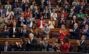 Sesión de control al Gobierno.