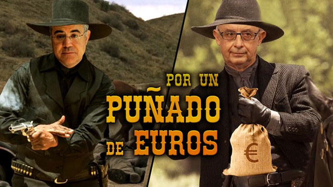 Llarena & Montoro, duelo al oeste del Ebro (El Intermedio).