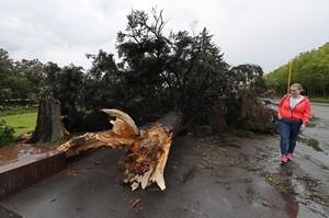 El fuerte temporal ha causado 16 muertos y más de 200 heridos
