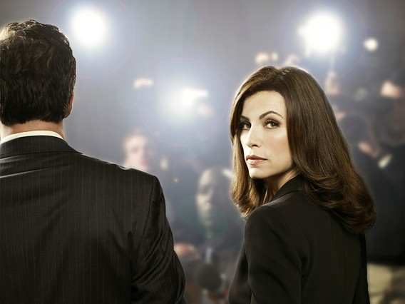 The Good Wife y sus féminas alfa