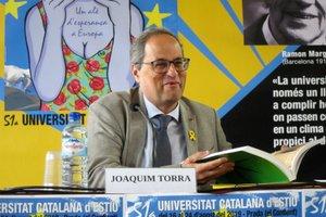 """Torra rebat Junqueras i aposta per la """"confrontació"""" amb l'Estat"""