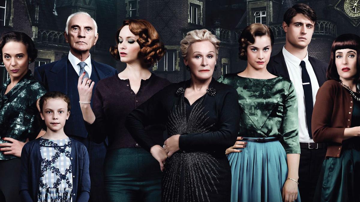 Una imagen promocional de 'La casa torcida'