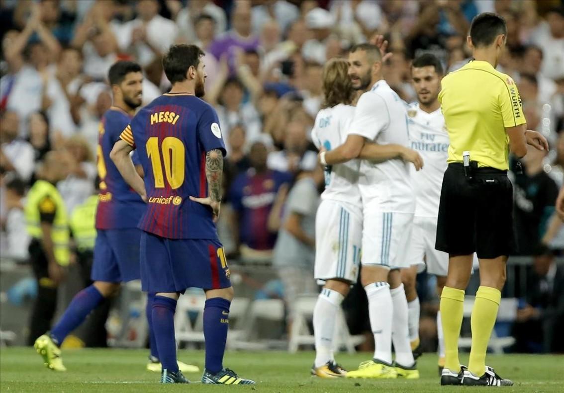 El Madrid-Barça serà el 23 de desembre a la una del migdia