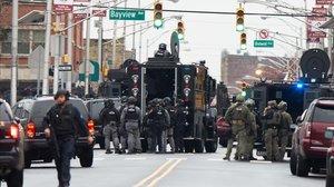 Sis morts en el tiroteig en un supermercat de Nova Jersey