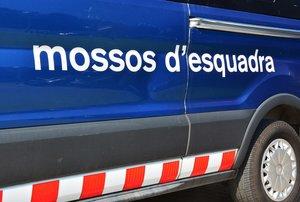 28/12/2019 Un vehículo de Mossos d'Esquadra en una imagen de archivo.
