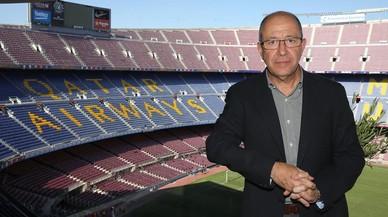 Arroyo deja el Barça con el récord mundial de ingresos por patrocinio
