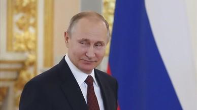 Rusia realiza maniobras con fuego junto a Siria y vigila los navios de EEUU