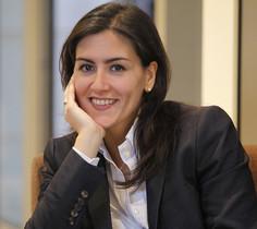 Yenia Zaba, responsable de las relaciones con los medios en Europa deNetflix.