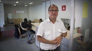 Ramon Sanahuja, en una imagen de archivo del 2015.
