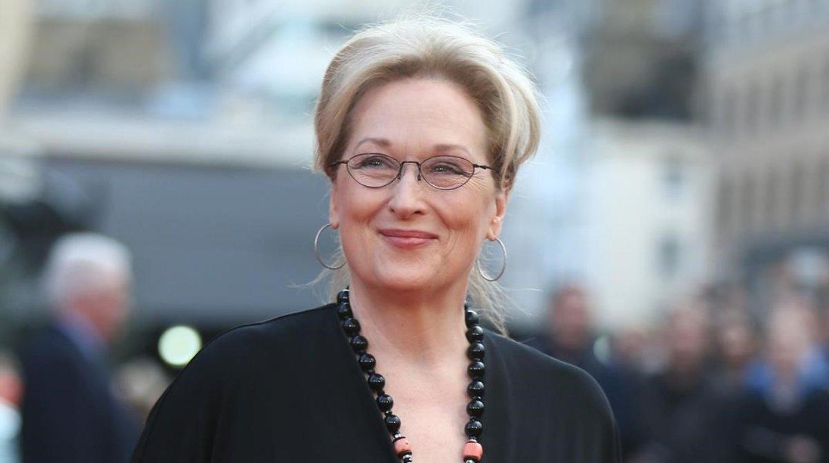 Las 10 caras de Meryl Streep