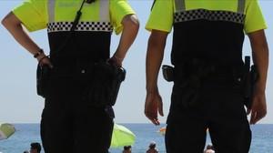 Seis detenidos por disparar contra la fachada de una discoteca de Barcelona