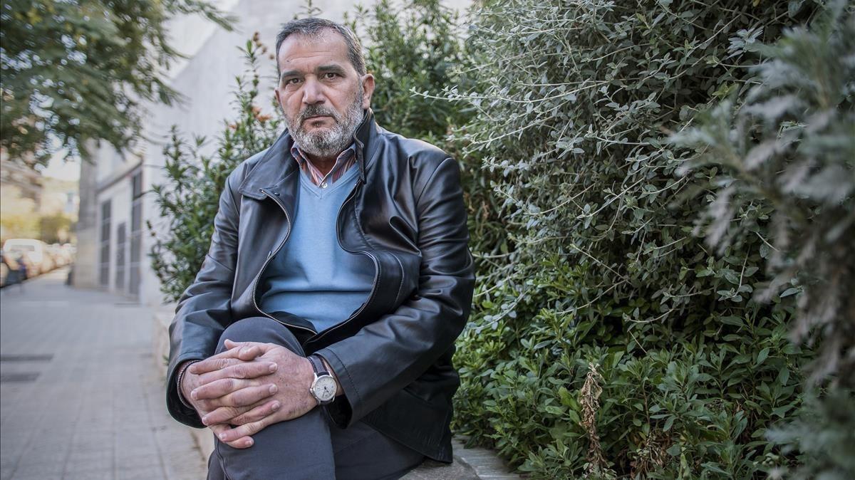 Javier Fondón, barcelonés de 57 años.
