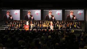 Puigdemont demana concentrar el vot independentista a JxCat