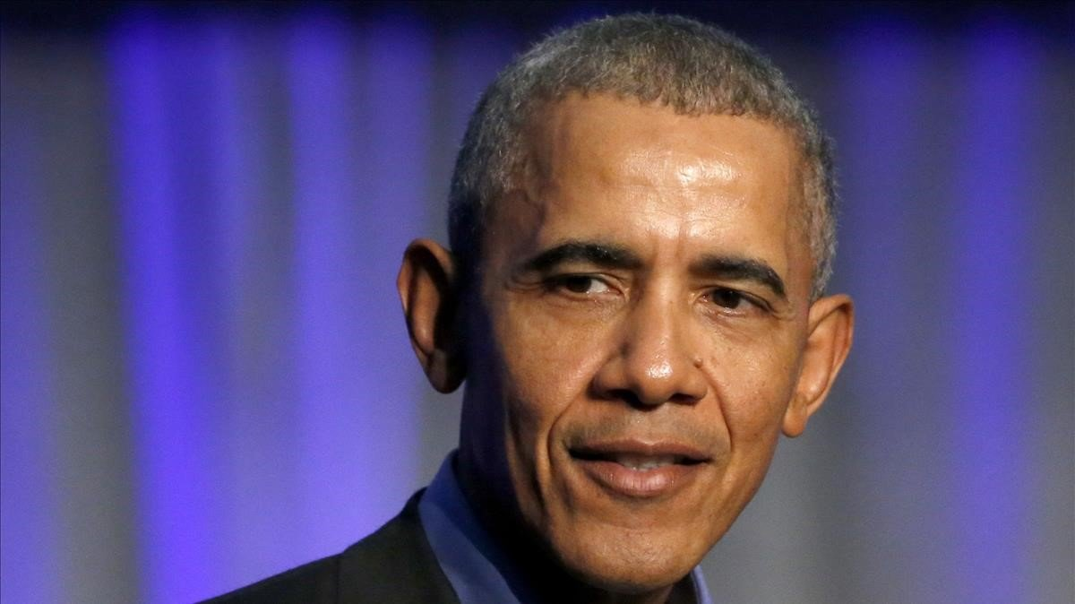 Barack Obama.