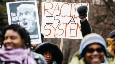 La resistència a Trump creix i es mobilitza als EUA