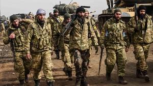 Tot per la pàtria turca a Afrin