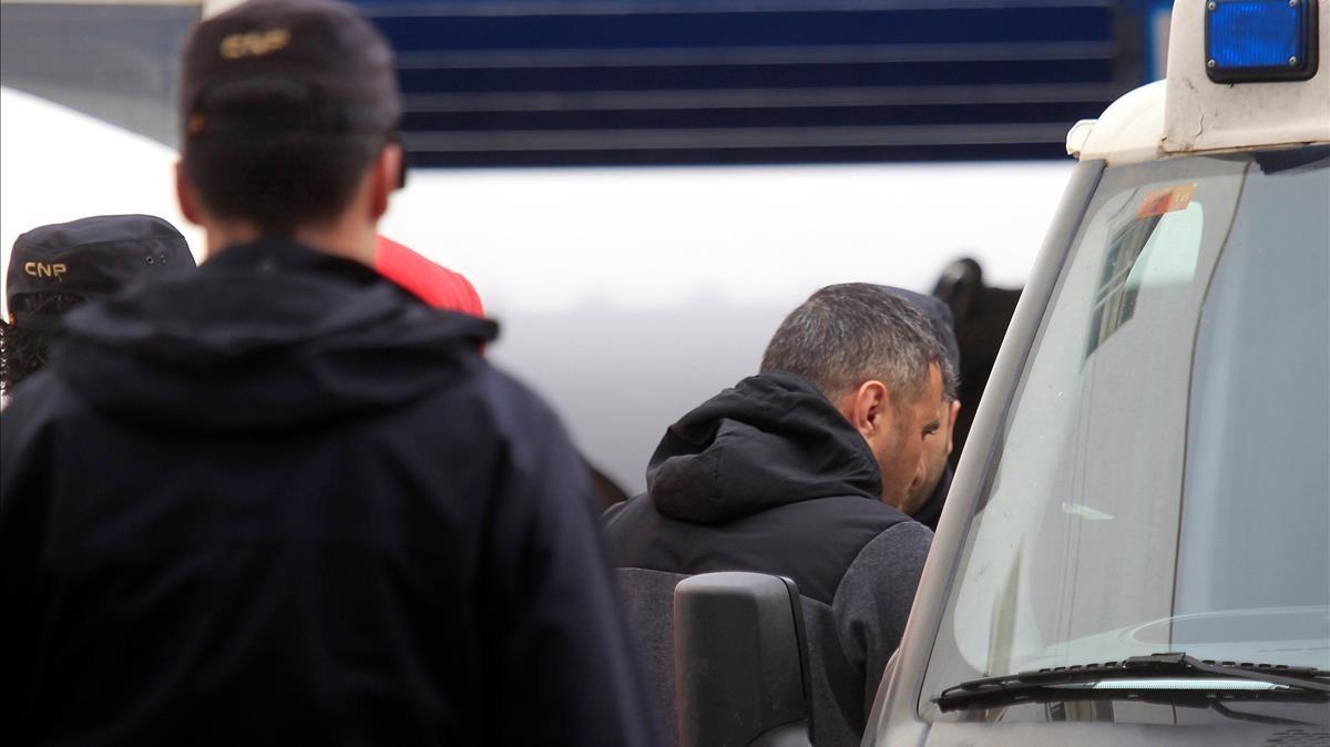 Uno de los detenidos en marzo por la liberación del narco en el hospital de La Línea.