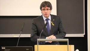 La investidura de Puigdemont divideix de nou JxCat i ERC