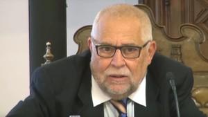 El catedrático de Derecho Penal de la Universidad Pablo de Olavide de Sevilla, Francisco Muñoz Conde.
