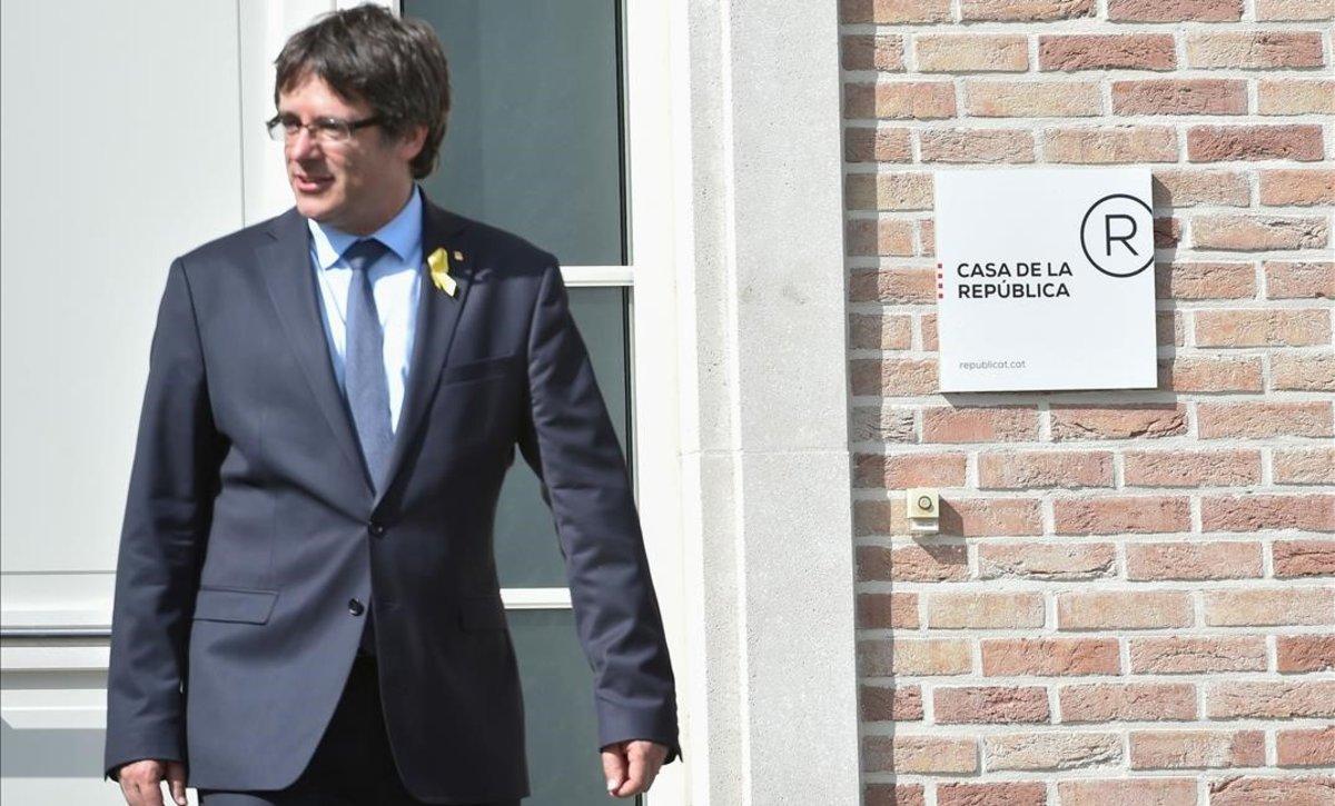 La Crida de Puigdemont tanca la porta a integrar en bloc el PDECat