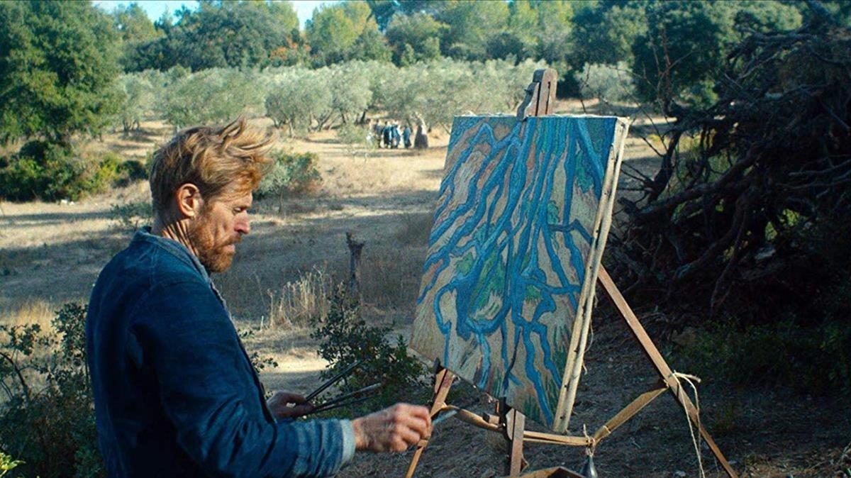 Van Gogh: geni i figura, i bogeria