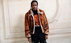 El rapero neoyorquino A$AP Rocky, en una imagen del 2017.