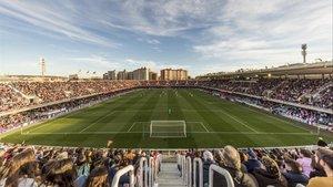 L'Ajuntament de Barcelona concedeix al Barça la llicència per a la demolició del Miniestadi