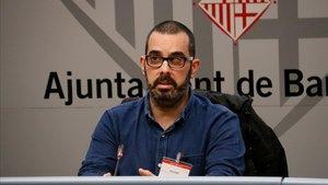 Enric, uno de los usuarios que ha pedido ayda al SAH.