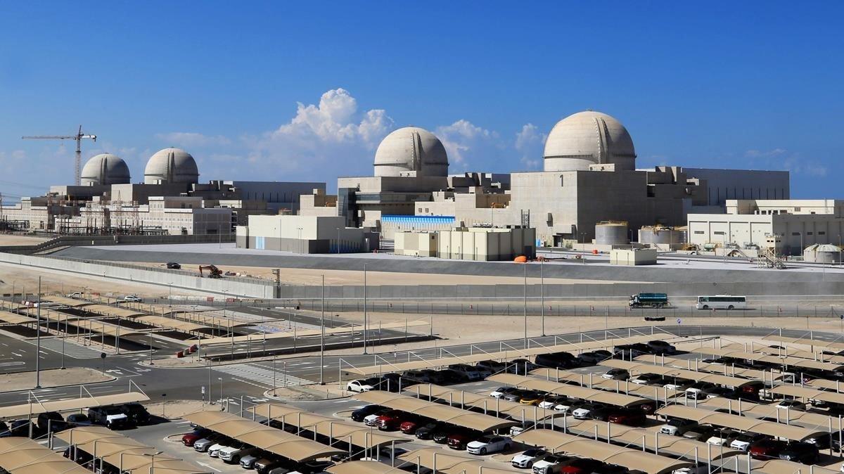 Els Emirats Àrabs obren la planta nuclear de Barakah, la primera del món àrab