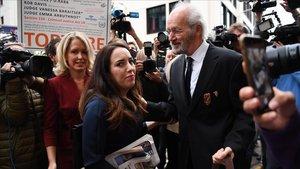 Un tribunal de Londres reprèn la vista sobre l'extradició d'Assange als EUA