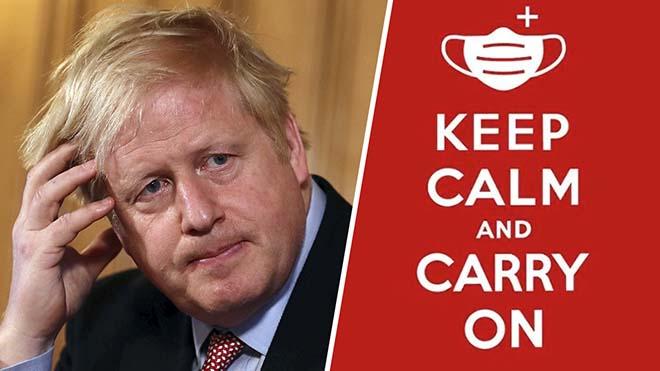 L'estratègia de Boris Johnson: sense mesures dràstiques i resignat als contagis