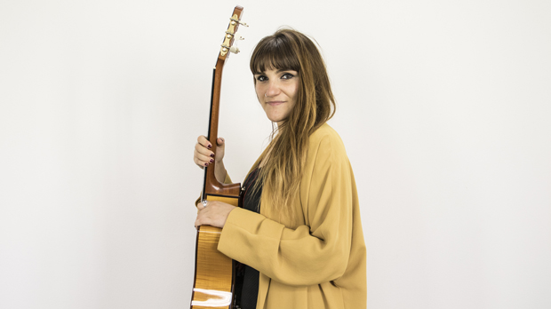 Música directa: Rozalén interpreta Girasoles