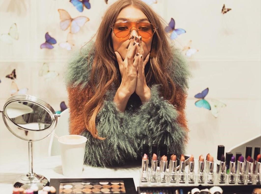 Gigi Hadid y Maybelline unen sinergias