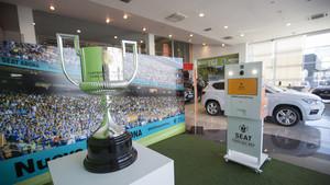 La Copa del Rey se ha convertido en un evento estrella para Seat.