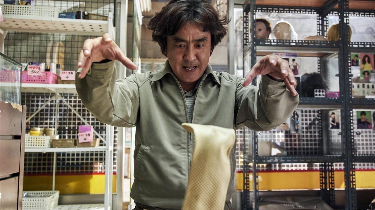 Crítica de \'Psychokinesis\': el protegido surcoreano