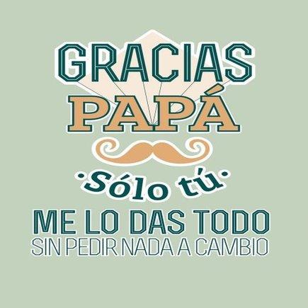 Imagen para felicitar el Día del Padre