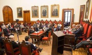 La Cecot demana als candidats a l'alcaldia de Terrassa estudiar l'estat dels comerços
