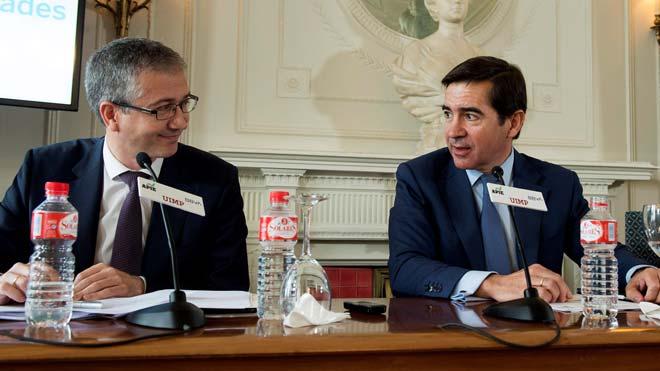 El Banc d'Espanya demana als polítics consens per evitar la «paràlisi»
