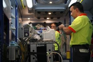 Salut atribueix a una decisió mèdica la tardança de l'ambulància de Blanes