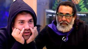 """Alejandro Albalá dice que no sabe quién es Karina y Juanmi estalla: """"¡Pareces tonto!"""""""