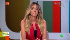 """La nueva pillada a Anna Simón en 'Zapeando': """"Ha quedado retratada"""""""