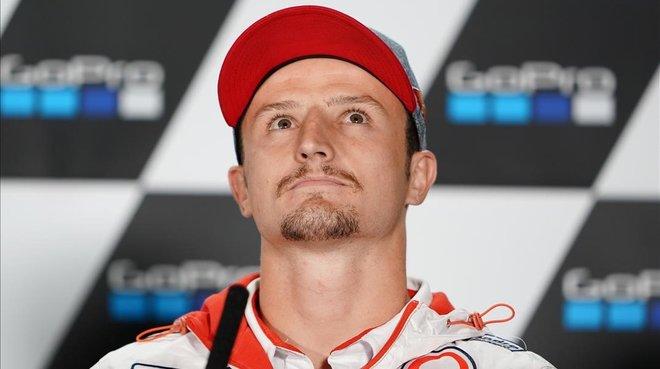 El australiano Jack Miller correrá, la próxima temporada, en el equipo oficial Ducati.