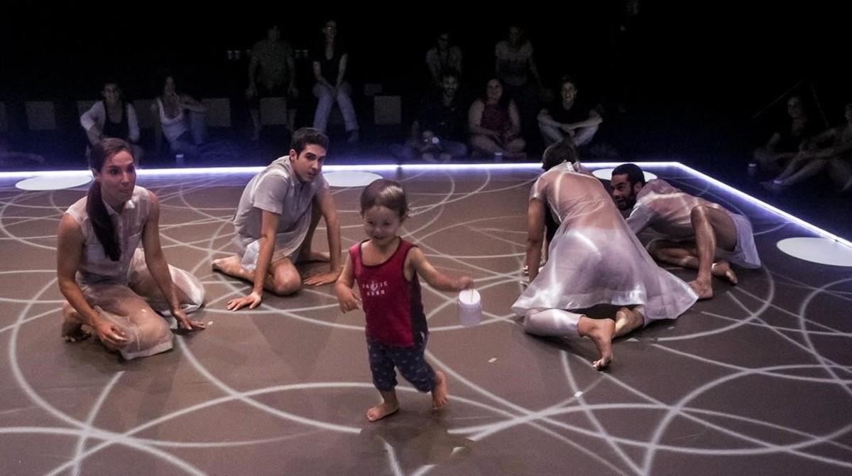 My baby is a Queen, una propuesta de danza musica para ninos de 0 a 3 anos