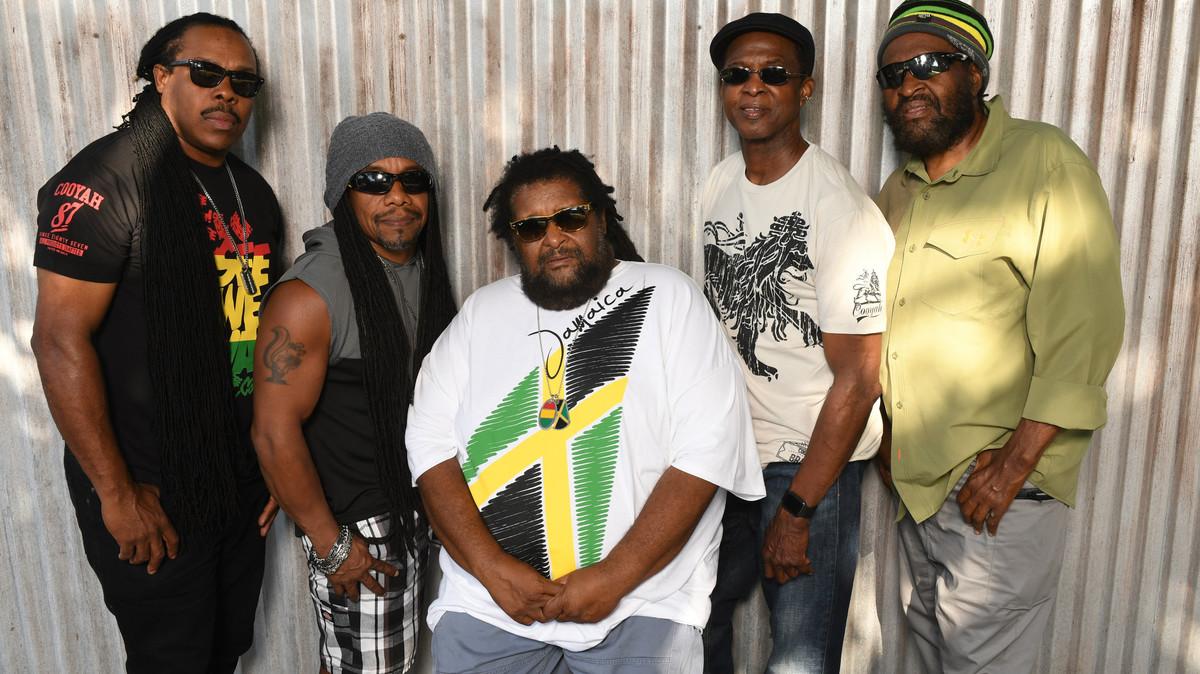 La banda jamaicana Inner Circle