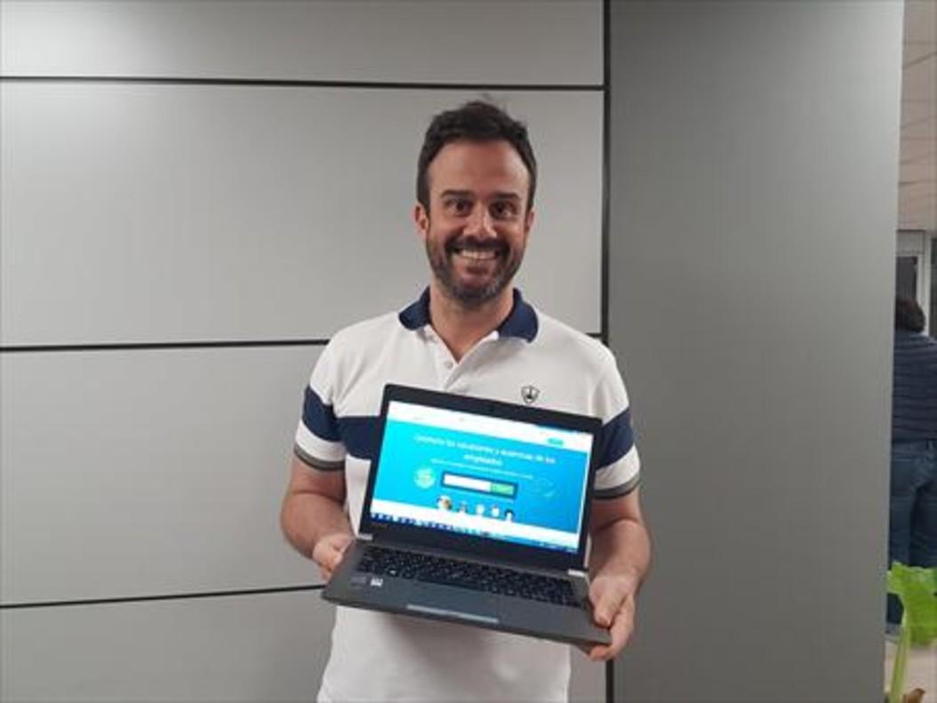 GESTIÓN DE RECURSOS HUMANOS. Miguel Fresnada, consejero delegado y cofundador de Woffu.