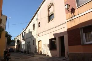La Casa dels Finestrals Gòtics del carrer Xipreret donde los historiadores sitúan que se firmó el 'Convenio de L'Hospitalet'
