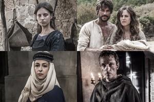 ¿Quién es quién en 'La catedral del mar'? Así son los personajes de la nueva serie de Antena 3
